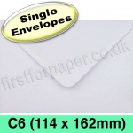 Rapid Recycled Envelope, C6 (114 x 162mm), White