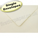 Spectrum Greetings Card Envelope, 125 x 175mm, Ivory
