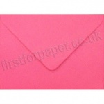 Spectrum Greetings Card Envelope, 125 x 175mm, Fuchsia Pink