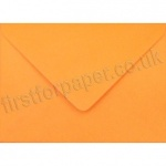 Spectrum Greetings Card Envelope, 125 x 175mm, Orange