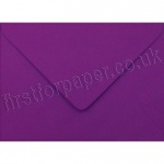 Spectrum Greetings Card Envelope, 125 x 175mm, Purple