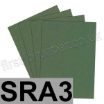 Extract Recycled, 130gsm, SRA3, Khaki - 100 sheets