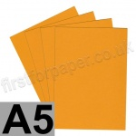 Extract Recycled, 130gsm, A5, Mustard - 400 sheets
