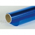 Cellophane Roll, 500mm x 2.5m, Blue