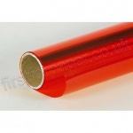 Cellophane Roll, 500mm x 2.5m, Tango (Orange)