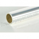 High-clarity polypropylene film roll 500mm x 5m