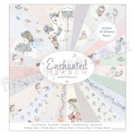 12 x 12 Paper Pad (50pk) - Enchanted Meadow