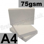 Economy 75gsm Office Paper, A4 - 500 Sheets