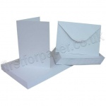 Pegasi, Smooth White A5 Card Blanks and Envelopes