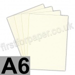 Clearance Paper, 100gsm, A6, Cream - 250 sheets