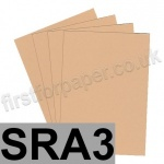 Rapid Colour Paper, 120gsm, SRA3, Lapwing Brown