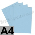 Clearance Card, 160gsm, A4, Light Blue - 50 sheets