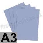 Rapid Colour Card, 160gsm, A3, Pigeon Blue
