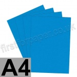 Rapid Colour Paper, 120gsm, A4, Rich Blue