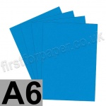 Rapid Colour Paper, 120gsm, A6, Rich Blue