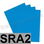 Rapid Colour Paper, 120gsm, SRA2, Rich Blue