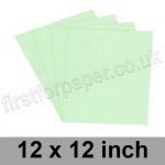 Rapid Colour Card, 160gsm, 305 x 305mm (12 x 12 inch), Tea Green