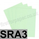 Rapid Colour Card, 160gsm, SRA3, Tea Green