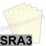 Rapid Colour Paper, 120gsm,  SRA3, Wheatear Yellow
