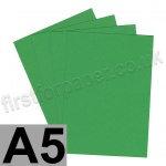Rapid Colour Card, 160gsm, A5, Woodpecker Green