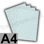 Regal Traditional Parchment, 176gsm, A4, Blue - 10 Sheets