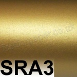 Stardream, 285gsm, SRA3, Antique Gold