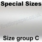 Stardream, 120gsm, Special Sizes, (Size Group C), Crystal White