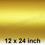 Stardream, 120gsm, 305 x 610mm (12 x 24 inch), Fine Gold
