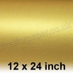 Stardream, 120gsm, 305 x 610mm (12 x 24 inch), Gold