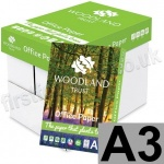 Woodland Trust Office Paper, 75gsm, A3 - 2,500 Sheets