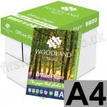 Woodland Trust Office Paper, 75gsm, A4 - 2,500 Sheets